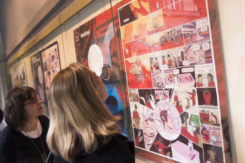 Science Machina au Centre de recherche des Cordeliers © Inserm/Heidinger, Jean-Marie