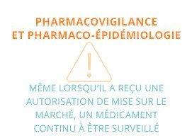 Pharmacovigilance et pharmaco-épidémiologie : même lorsqu'il a reçu une autorisation de mise sur le marché, un médicament continu à être surveillé