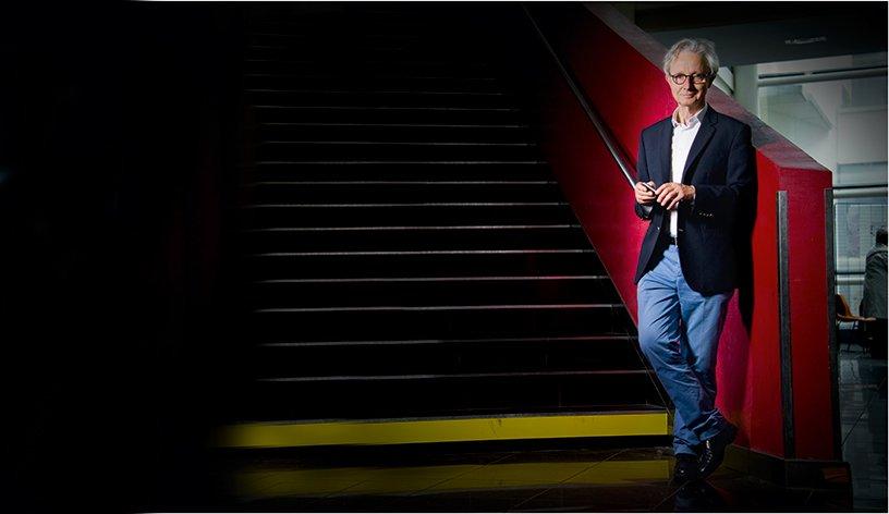 Denis Guilloteau © Inserm / François Guénet