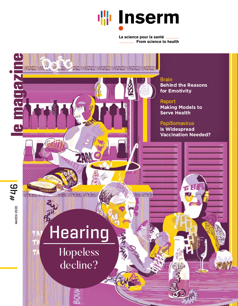 Inserm, le magazine n°46 Hearing : Hopeless decline ?