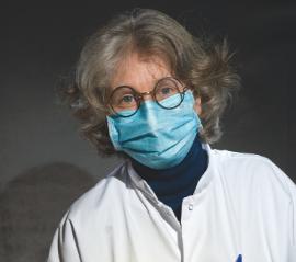 Florence Ader © Inserm/François Guénet
