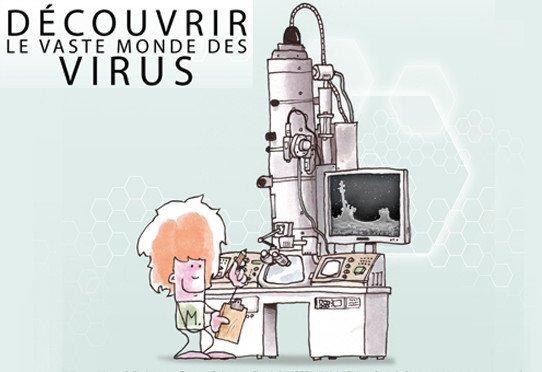 Le vaste monde des virus