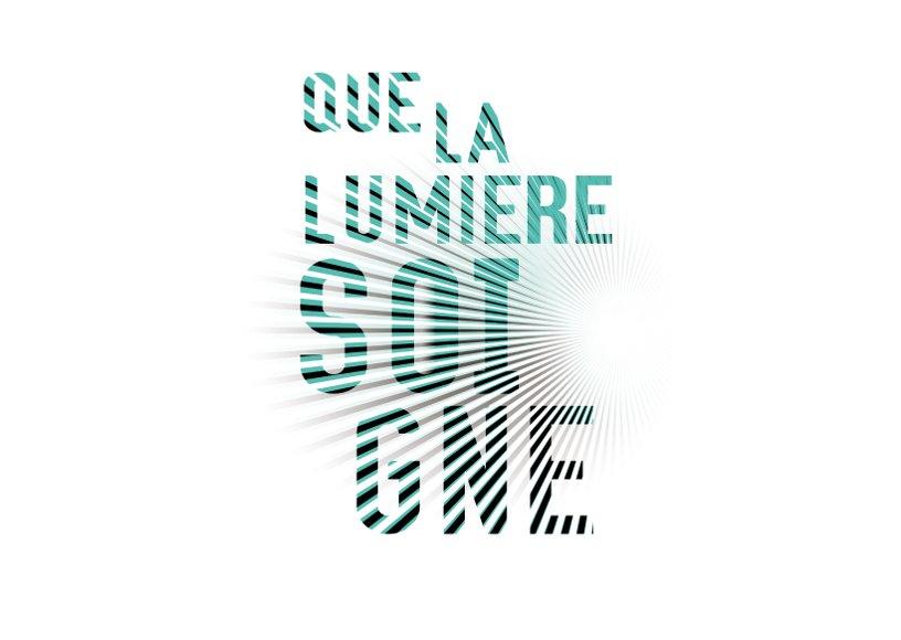 """Exposition """"Que la lumière soigne"""" © Inserm"""