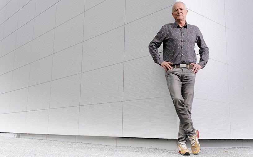 Bernard Jégou © Inserm/Guénet, François