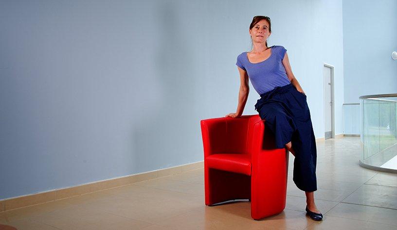 Cécile Martinat © Inserm/Guénet, François