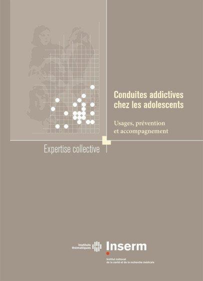 Expertise collective 2014 Conduites addictives