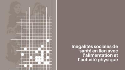 Expertise collective 2014 Inégalités de santé