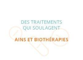Des traitements qui soulagent : AINS et biothérapies