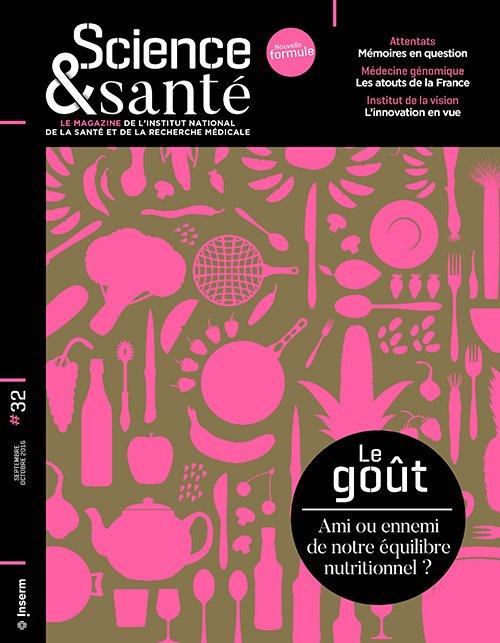 Couverture Science&Santé n°32